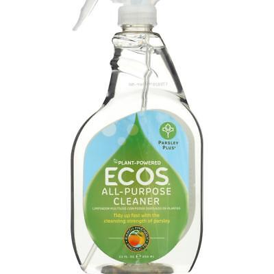 Parsley Spray Cleaner - Earth Friendly Parsley Plus All Purpose Cleaner - Case of 6 - 22 FL oz.