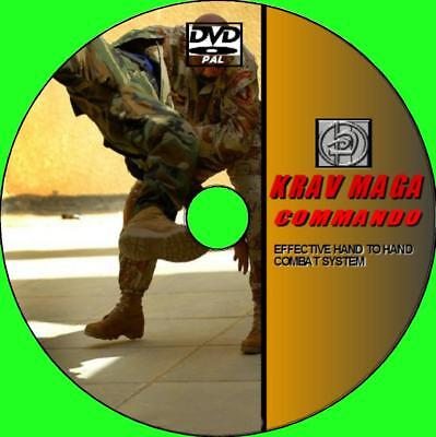 KRAV MAGA 7 HR COMBAT LESSONS BEST DVD VIDEO GUIDE SELF DEFENSE BASIC SKILLS (Krav Maga Best Self Defense)