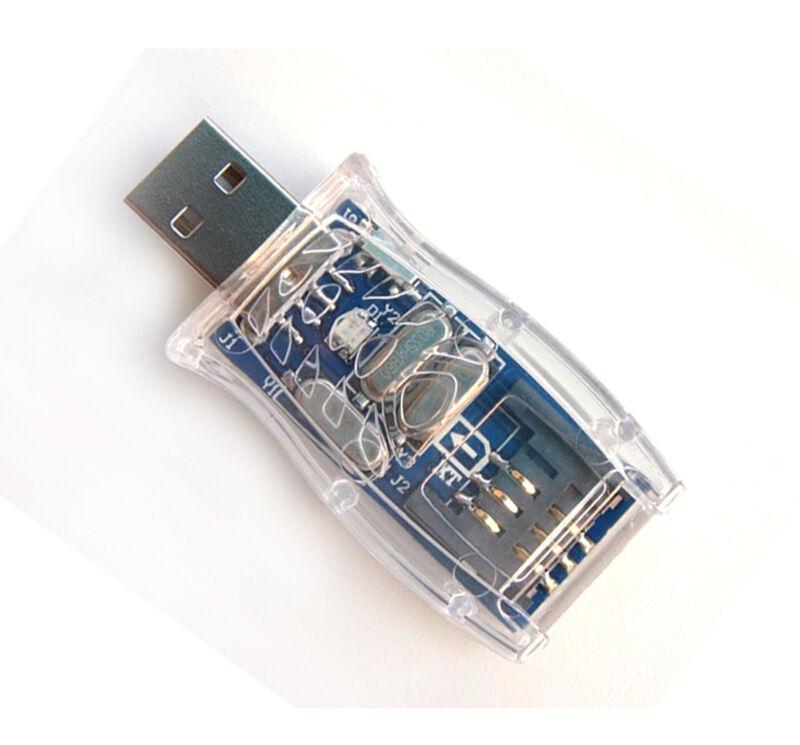 SIM Card Reader Writer Cloner Edit Copy Backup GSM CDMA USB