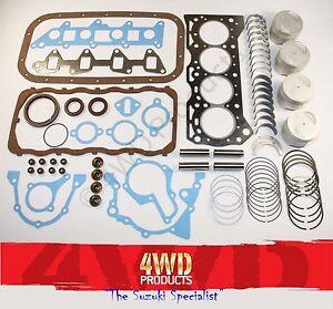 Engine Reconditioning kit - Suzuki Sierra 1.3 G13BA (89-98)