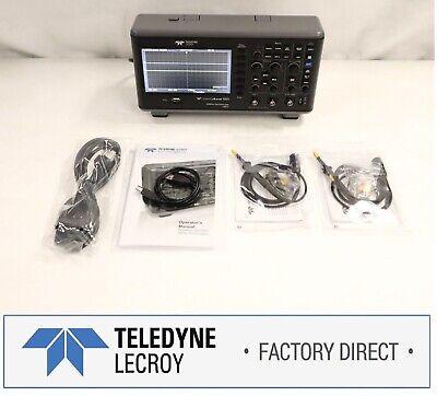 Teledyne Lecroy Waveace 1001 40mhz 500mss 2ch Oscilloscope Factory Warranty