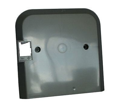Faby Part 3.07 F030gm Silver Back Cover For Evaporator Support