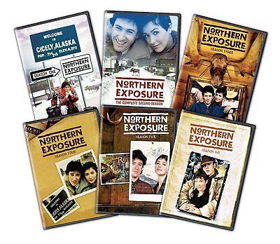 Northern Exposure Complete Series, Seasons 1-6 (DVD, 26 Disc) 1, 2, 3, 4, 5, 6