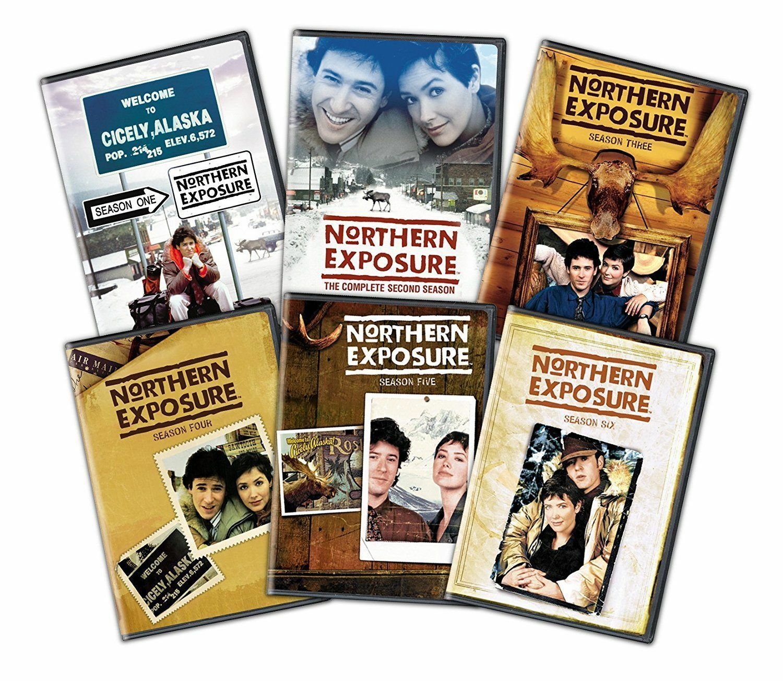 Купить Northern Exposure Complete Series Seasons 1-6 DVD Set , 26 disc.