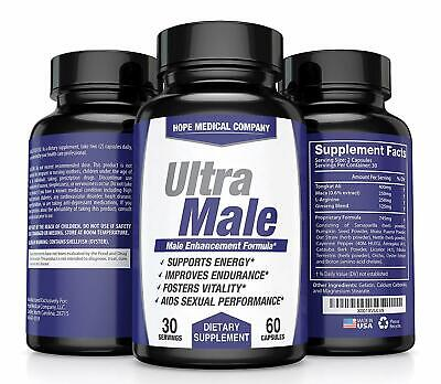 Best Fast-Acting Male Enhancing Pills #1Testosterone Booster for Men Increase