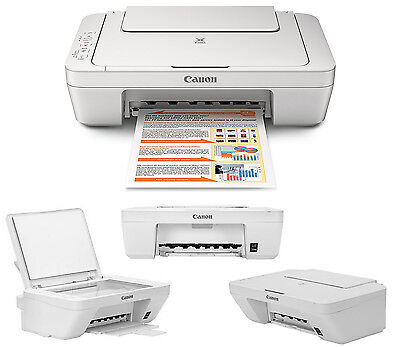 Canon Pixma  All In One Print Scan Copy Inkjet Printer   Ink Not Included