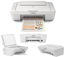 Canon Pixma  All-In-One Print Scan Copy Inkjet Printer - Ink Not Included