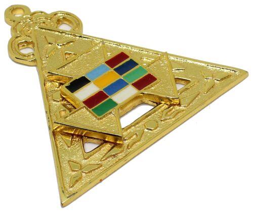 Royal Arch Past High Priest Jewel Pendant