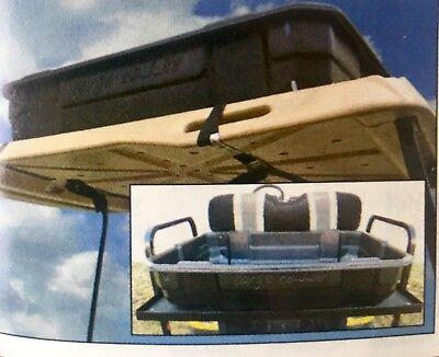 Golf Caddy Cart (Cargo Caddie Golf Cart Utility)