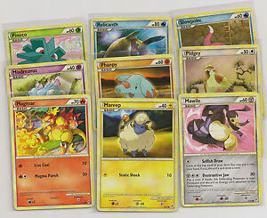 MIXED-LOT-100-POKEMON-CARDS-MINT-CONTITION-NO-DUPS