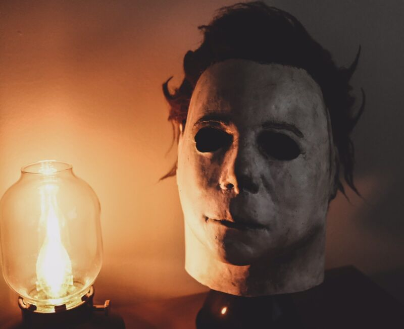Halloween Michael Myers 1978 Mask - Trick Or Treat Studios - Rehaul - TOTS