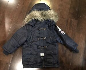 MEXX Boys Winter Jacket  Size 12-18 months