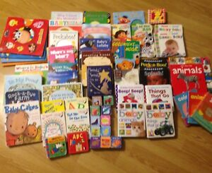 Over 50 baby board books