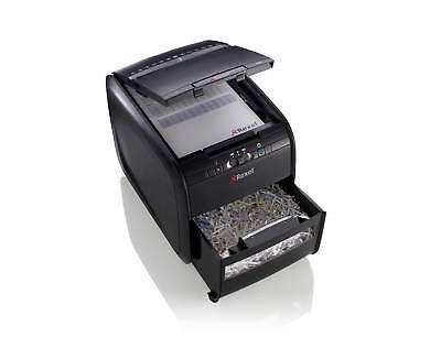 Rexel Auto 60x Shredder Confetti Cut Auto Feed