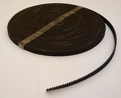 3D Printer GT2 Timing Belt - 2mm Pitch, 6mm Width, Reprap Rostock Mendel Prusa