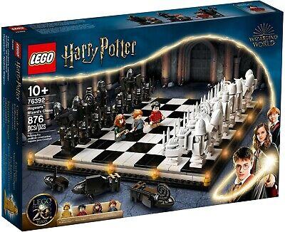 LEGO Harry Potter 76392 - La Scacchiera di Hogwarts NUOVO ESCLUSIVO