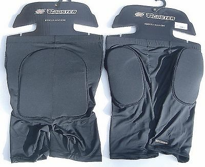 BOOSTER Sz XL SNOWBOARD SKIING PADDED IMPACT SHORTS HIP PROTECTION BUMP PANTS