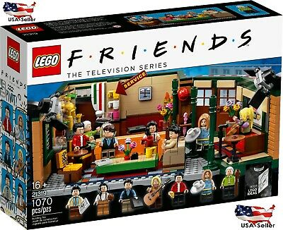 LEGO Ideas Central Perk Friends The Television Series Central Perk #21319 SEALED