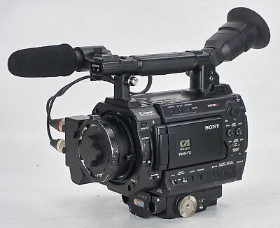 Sony PMW-F3 Super 35mm XDCAM EX HD Camcorder 2416 Hours 3013, used for sale  Shipping to India