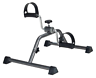 Portable Exercise Peddler Adjustable Under Desk Office Fitness Bike Cycle Cardio