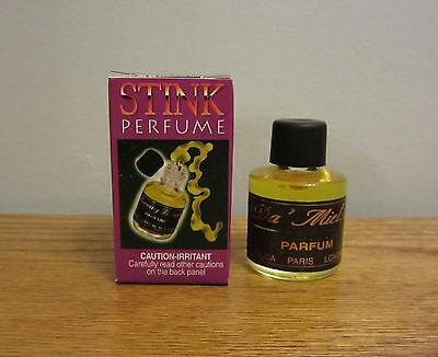 1 Stink Bomb Perfume Bottle  Morning Breeze  Prank Gag Gift Stinky Joke