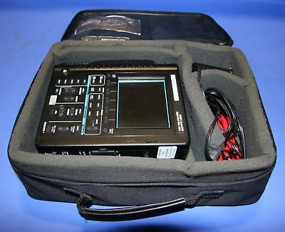 1 Used Tektronix Ths730a Portable Oscilloscope