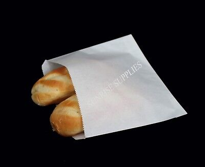 2000 x High Quality Grease-proof Paper Bags 5