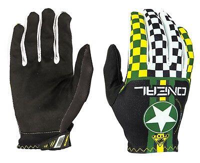 9 L O/'Neal Wingman Handschuhe MX Enduro Quad BMX MTB DH//FR schwarz-neon Gr