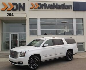 2017 GMC Yukon XL Denali DENALI XL 6.2L AWD 8SPEED AUTO LEATH...