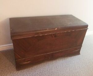 Hope Chest/ Blanket Box