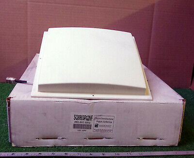 1 NEW CUSHCRAFT SQ8803P12NF OMNI DIRECTIONAL PANEL ANTENNA  ***MAKE OFFER***. Buy it now for 89.99