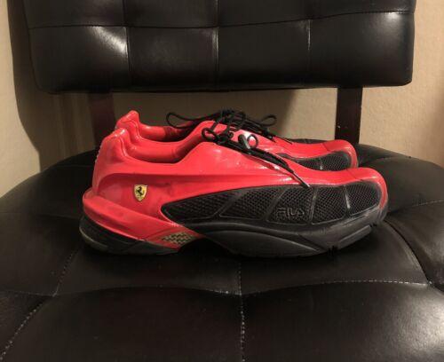 FILA Ferrari F 2002 F1 Rare Men's Size US 10.5