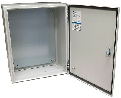 Yuco Yc-20x16x10-ul Electrical Box Ip66 Nema 4 Enclosure Gland Screw Plate