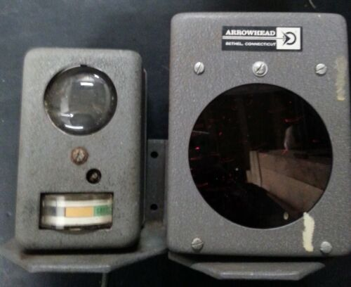 Vintage Arrowhead Enterprises 1300-3R Infra Red Emitter / Transmitter / Receiver