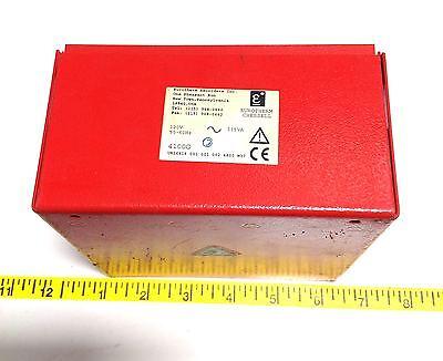 Eurotherm Chessell 120v 50-60hz Digital Recorder 4100g 102362