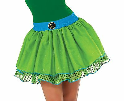 Teenage Mutant Ninja Turtle Leonardo Tutu Skirt for Adults by Rubies 810383 - Tutu Costumes For Halloween Women