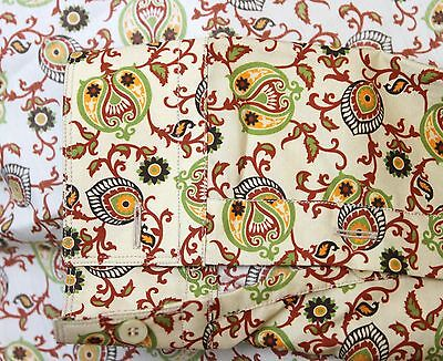 6cce111cd301 ... $670 New Authentic Gucci Mens Peacock Floral Dress Shirt Slim Beige  336766 7574 фото ...