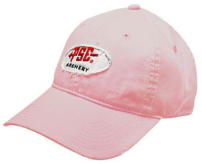 4f6bcad3 PSE Archery Ladies Frayed Hat Cap *PINK* (41851) (Y4)