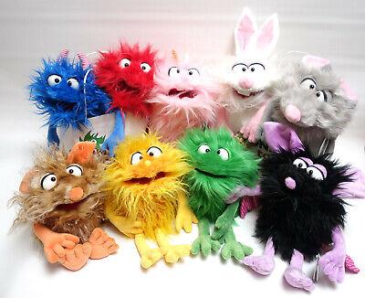 Living Puppets  Handpuppen Monster to go! zur Auswahl Gr. ca. 35 cm (Monster Hand)