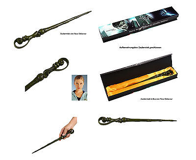 Orginalgetreues Replikat Zauberstab Fleur Delacour (Harry Potter)+Box 34cm