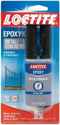 Loctite 1919325 0.85 Oz Metal Concrete Epoxy