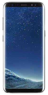 Samsung Galaxy S8+ SM-G955U - 64GB - Midnight Black (Unlocked) Smartphone