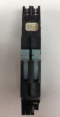 Zinsco Sylvania Gte 15 Amp Two One Pole Circuit Breaker - Small Chip Ships Today