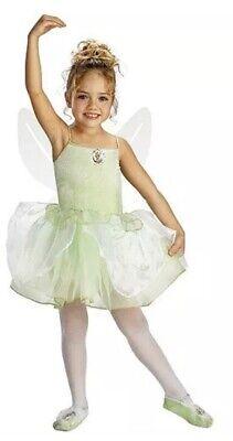 Disney TINKER BELL BALLERINA fairy Halloween costume 12-18 months girls toddler