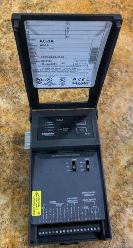 Schneider Electric AC-1  AC1 TAC / Andover Controls Access Control I/O Modu