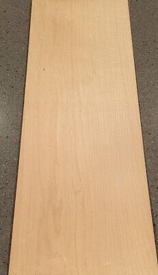 Maple Wood Veneer 5 Sheets 31 X 11 11 Sq Ft
