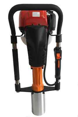 Sale Price Gas Powered Post Driver 595.00 By Skidril 4 Stroke
