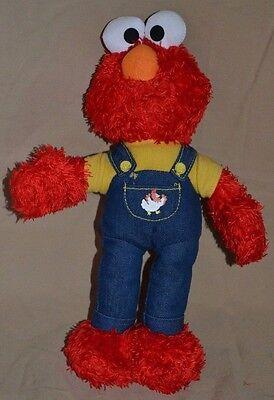Puppe Sesamstraße Ausgestofftes Spielzeug Show Charakter Huhn (Huhn Toy Story)