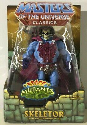 MOTUC Masters Of The Universe Classics SKELETOR Brand New