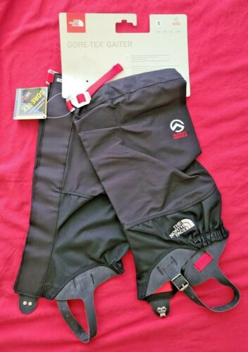 The North Face Gore-tex Gaiter Summit Series Hiking Climbing New size Small